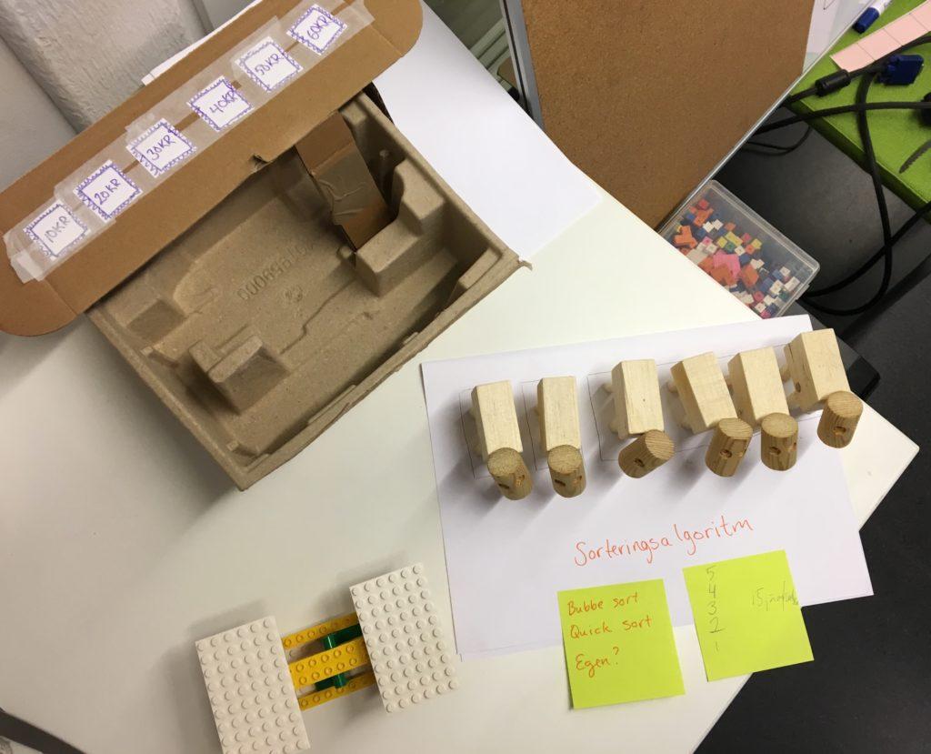 Först prototypen